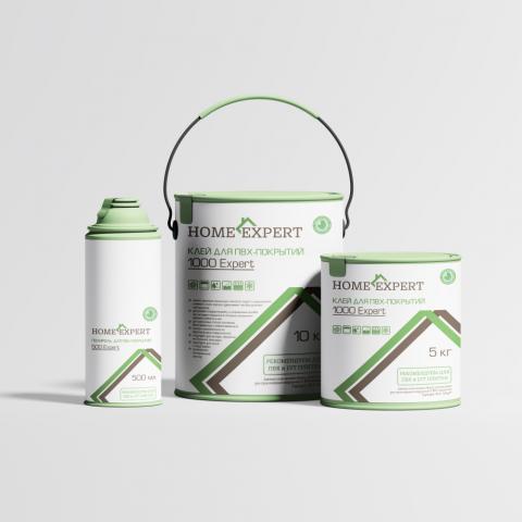 Упаковка для клея HOME EXPERT