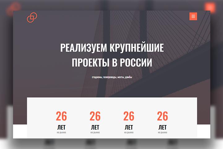 Компания по реализации проектов в России