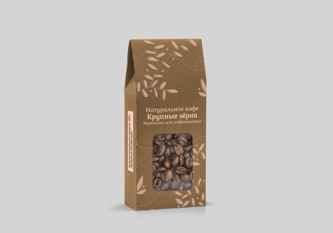 Цельные зёрна кофе