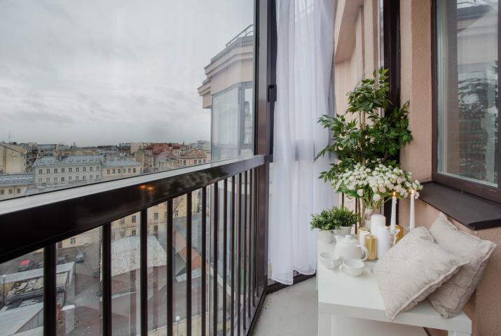 Фотосъемка апартаментов в Санкт-Петербурге