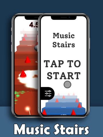 Music Stairs