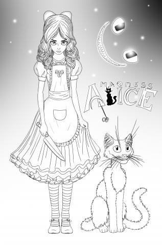 Безумная Алиса