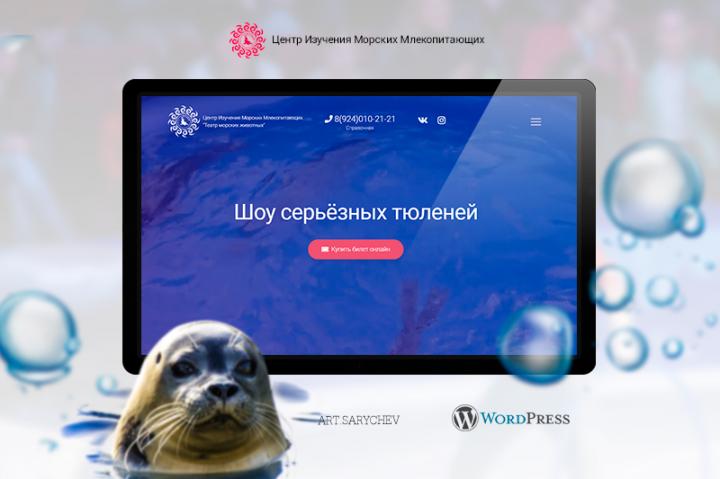 Театр морских животных - Тюленарий.рф