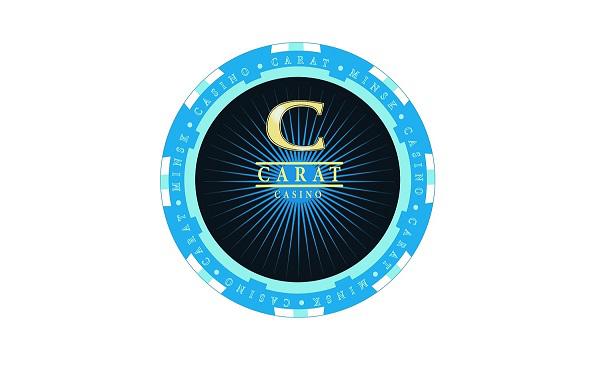 Дизайн фишки и логотипа для казино