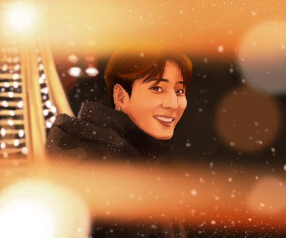 YoungK in Moscow