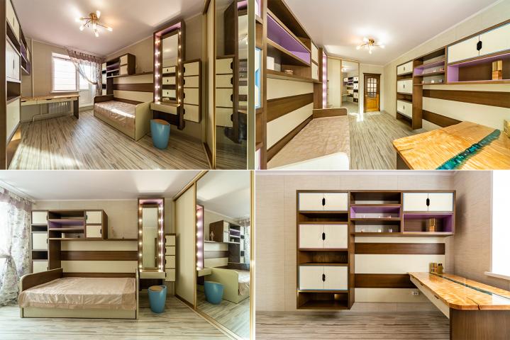 Фотосъемка для фабрики интерьеров и мебели