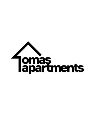 """Логотип """"Tomas Apartments"""""""