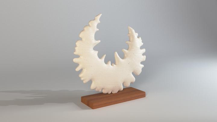 Скульптуры для 3D фрезеровки