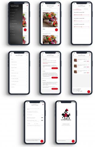 """Мобильное приложение для """"Черного рыцаря"""""""