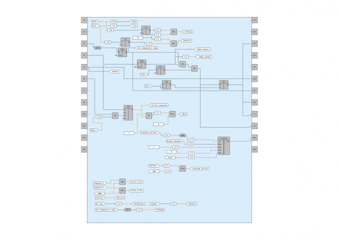 Программа управления вибробункером-ориентатором.