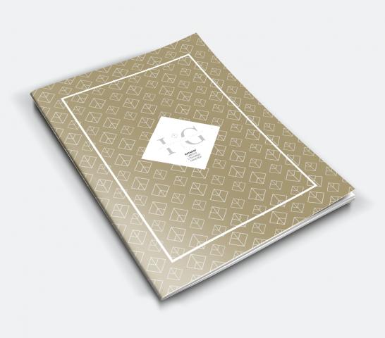 Верстка каталога мягких стеновых панелей