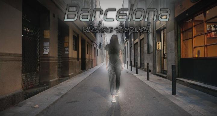 Barcelona video-travel