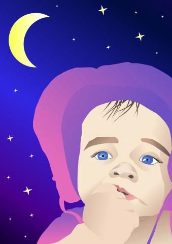 Портрет ребёнка