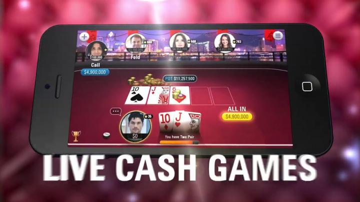 Реклама покера