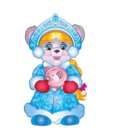 Разработка персонажа для Омского свечного завода