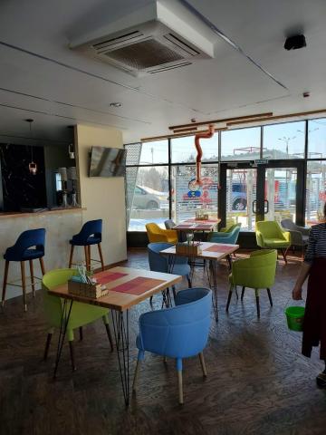 Реализованный проект корейского ресторана