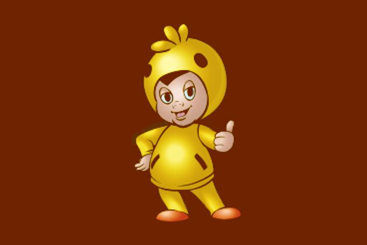 Кудашка - маскот компании