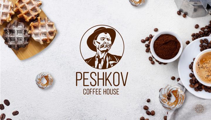 логотип Peshkov