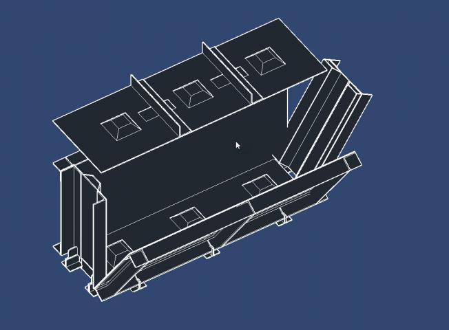 Проектирование формы для ЖБИ