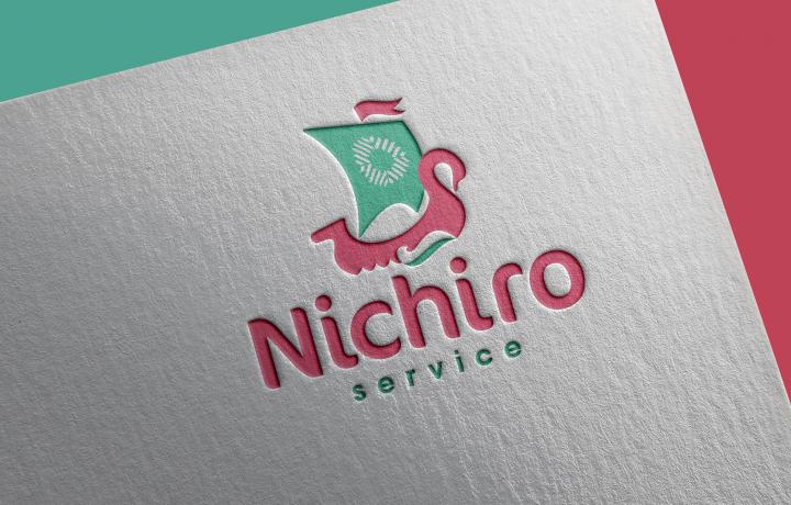 Логотип японской компании