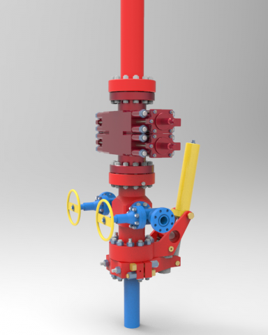 Нефтяное оборудование