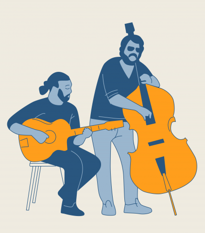 Иллюстрация для брошюры