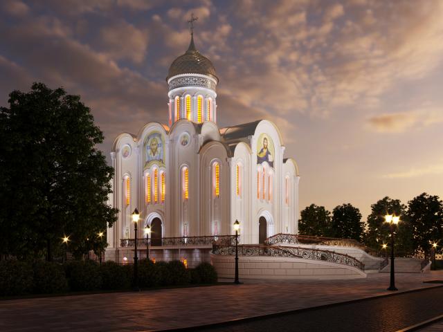 Спасский Собор (г. Барнаул)