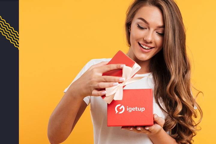 Интернет магазин подарков: igttup Это Российский аналог Bodo.ua