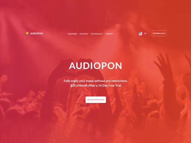 Audiopon