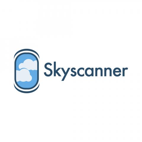 Концепт-лого Skyscanner (2)