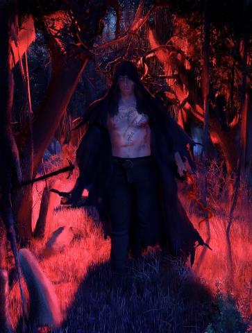 Темное фэнтези (Dark fantasy)