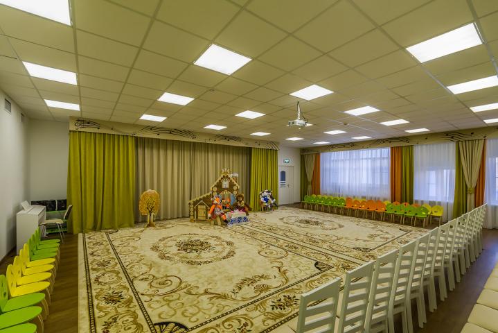 Детский сад в Воронеже