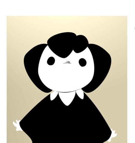 Дизайн минималистичных 2д персонажей
