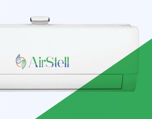 Название и логотип вентиляционного и холодильного оборудования