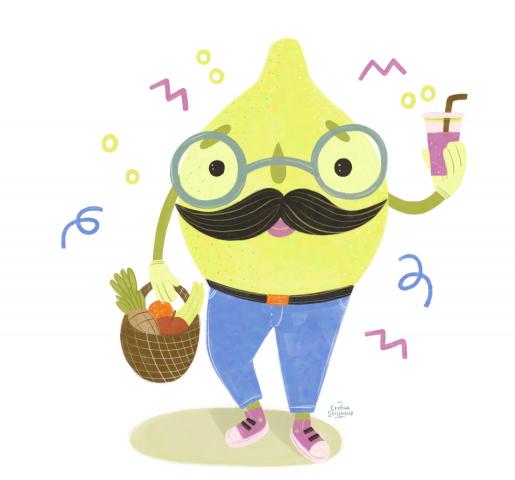 Мистер Лимон