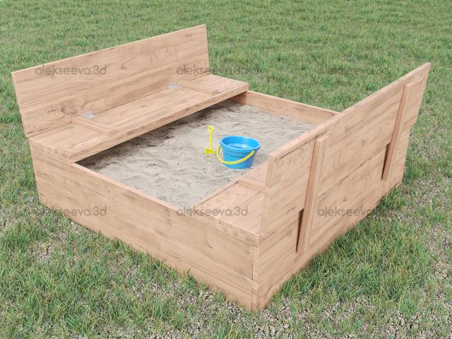 Визуализация песочницы
