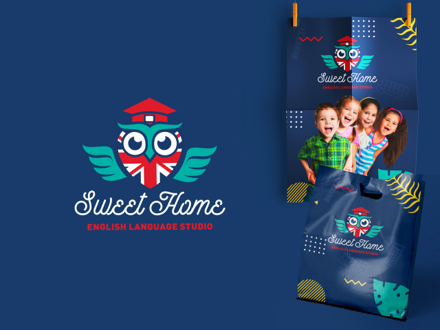 Sweet Home школа англ языка