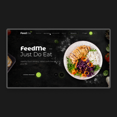Feedme | Food Store