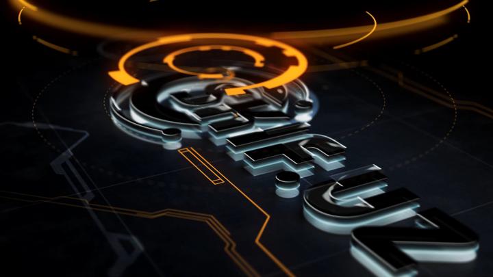 Интро, лого - дизайн, анимация, графика