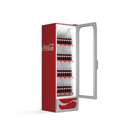 Coca-Cola Frige