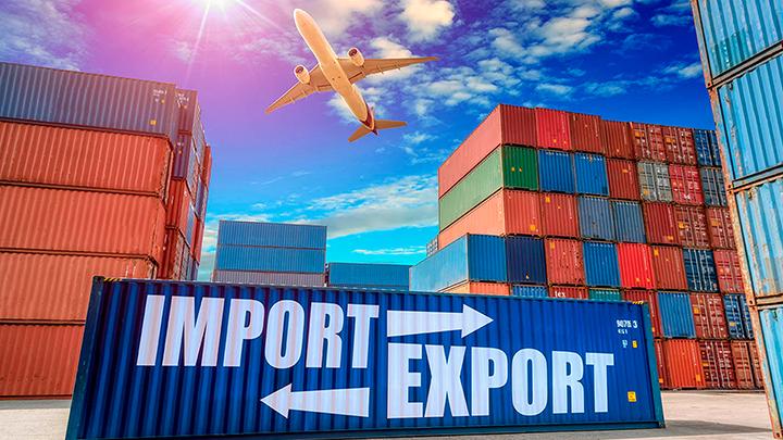 """Импорт / экспорт """"под ключ"""""""