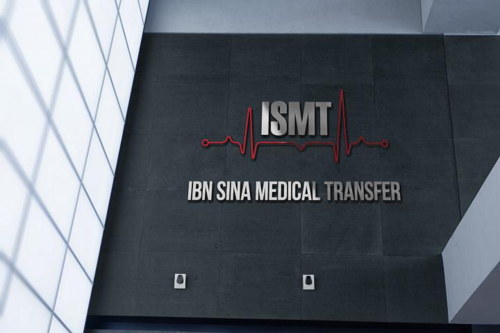 Вывеска ISMT