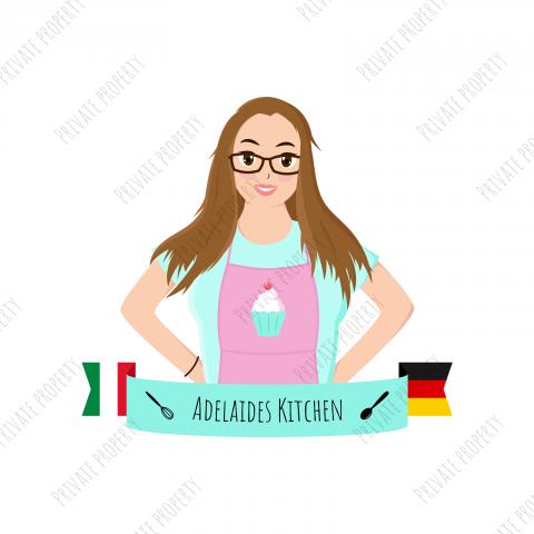 Логотип для кулинарного аккаунта в инстаграм