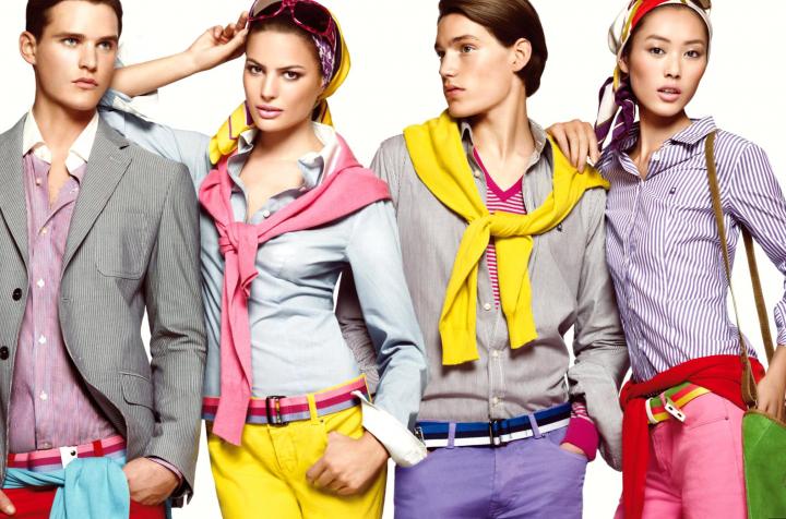 Продающий текст. Новый бренд одежды