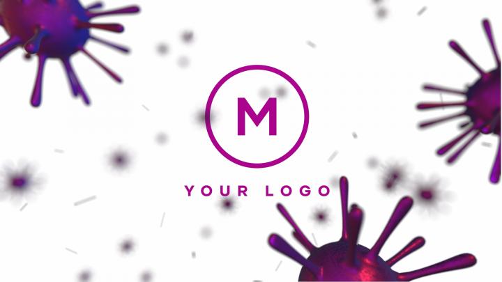 3D Анимация логотипа