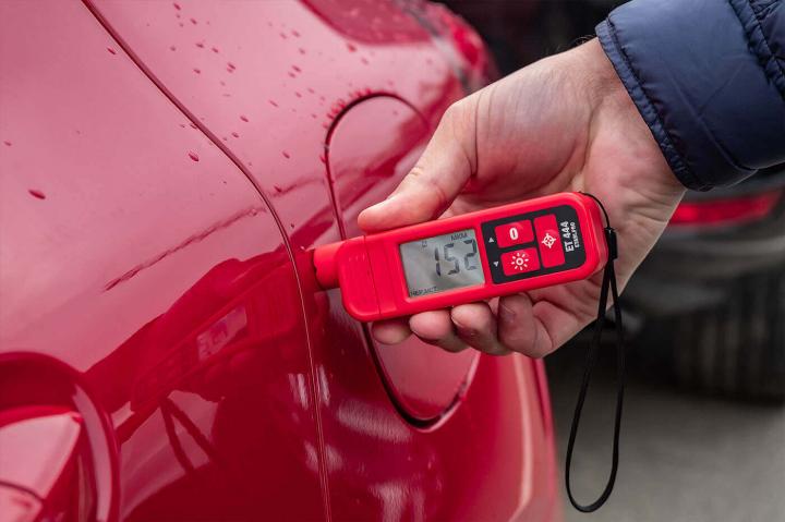 Описания толщинометров для автомобилей