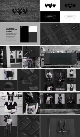 Suprative / Комплексная разработка бренда