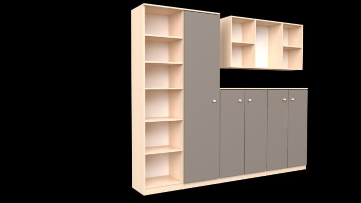Визуализация шкафов для интернет магазина