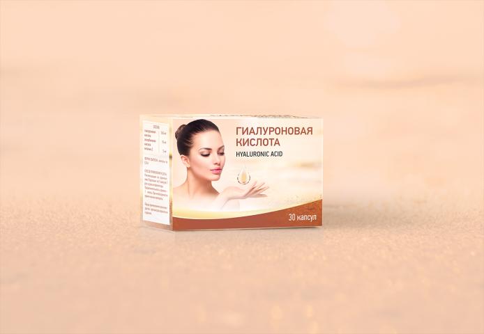 Упаковка для Гиалуроновой кислоты