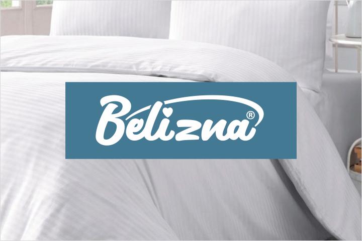 Логотип Belizna